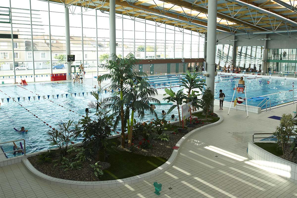 Piscines horaires tarifs activit s animations gliss o for Piscine sarreguemines